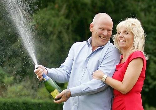Dave und Angela Dawes