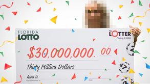 Panameña gana la lotería