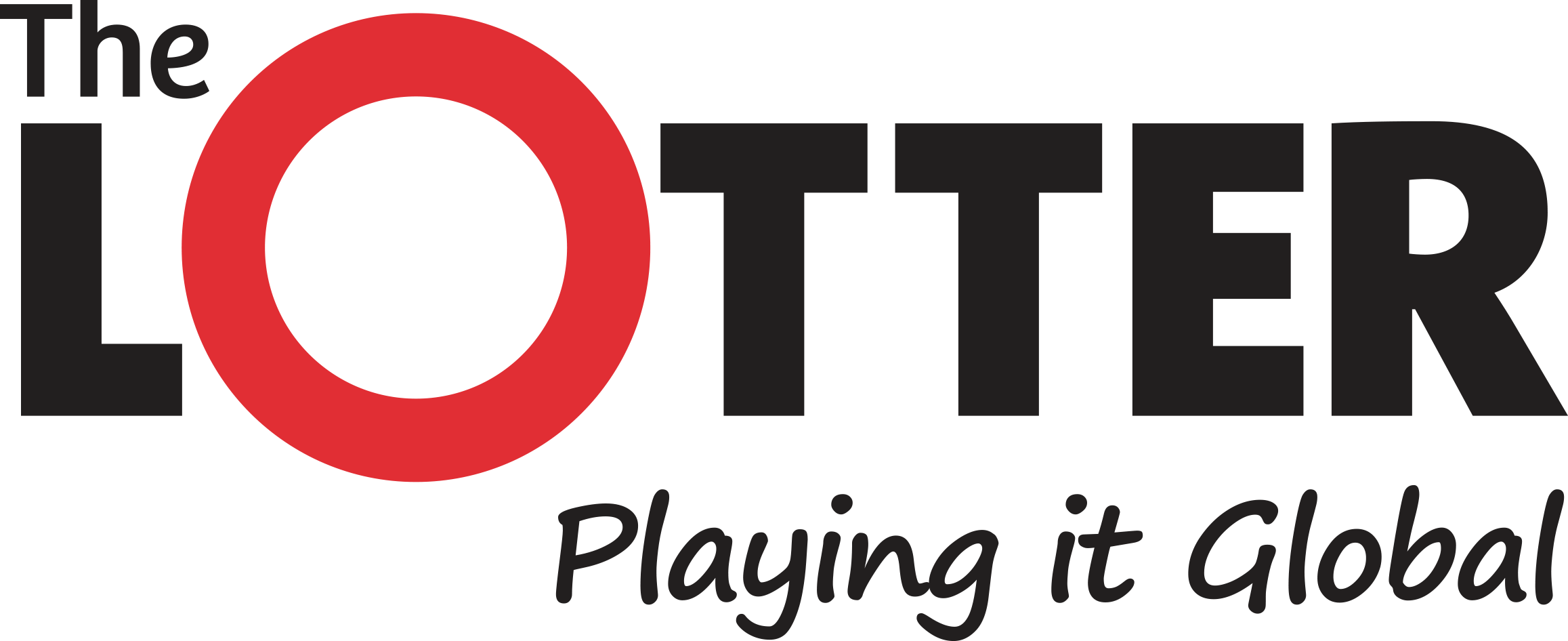 theLotter logo