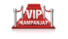 Eksklusiiviset VIP-lottokampanjat