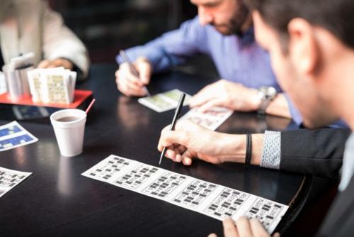 boleto de lotería no reclamado
