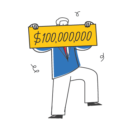 theLotter's Mega Millions Lottery Winners