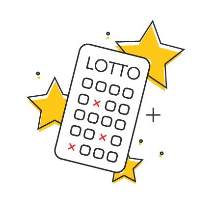 SuperStar lottery ticket