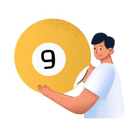 Kolla resultaten i Australiens Saturday Lotto