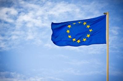 EuroMillionen - Europa Flagge