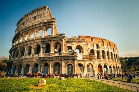 SuperEnalotto - Italien Colosseum