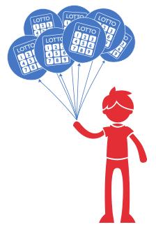 Tippgemeinschaften Ballone