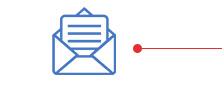 購入の確認の電子メール