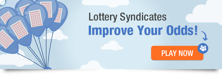Syndicates, Improve your Odds! - PLAY NOW
