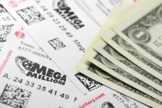 US Mega Millions Jackpot on Top of the World