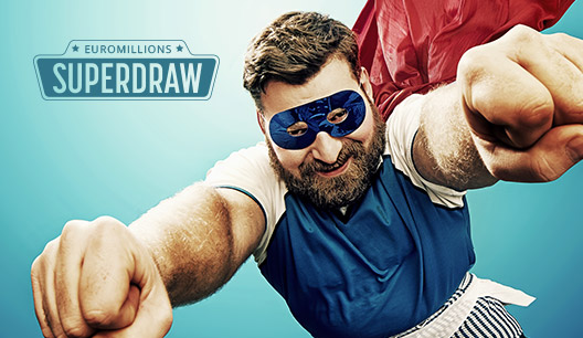 The EuroMillions Superdraw Is Back!