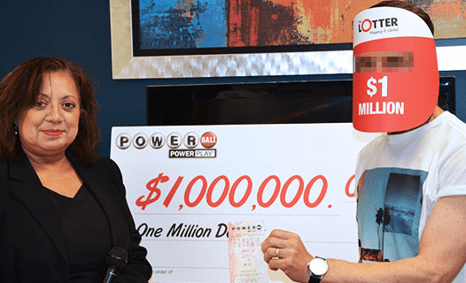 Un australien gagne 1 million $ au Powerball US
