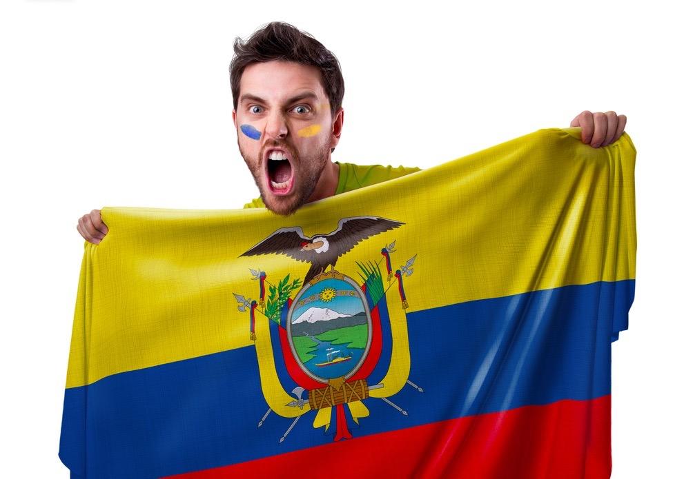 O caminhoneiro equatoriano recebe um presente inesperado para o novo ano!