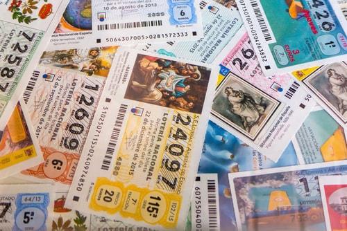 Rifas españolas - ¿Cómo jugar a la Lotería de Navidad online?