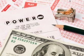 Powerball dos EUA- o maior jackpot do mundo