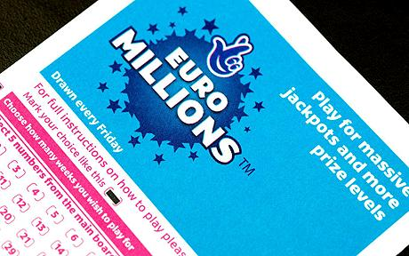 EuroMillions - Biggest Jackpot in Europe!