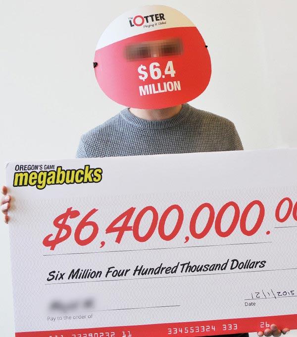 Jogador iraquiano ganha o jackpot da Oregon Megabucks