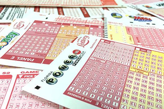 mythe de loterie - gros jackpots plus difficiles à gagner