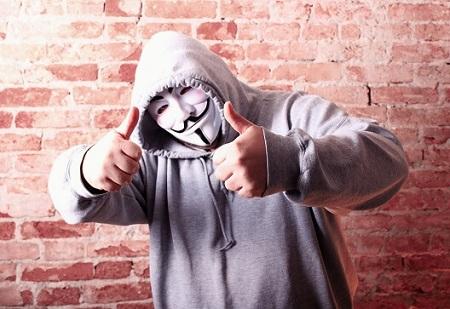 Reclamar lotería anonimamente