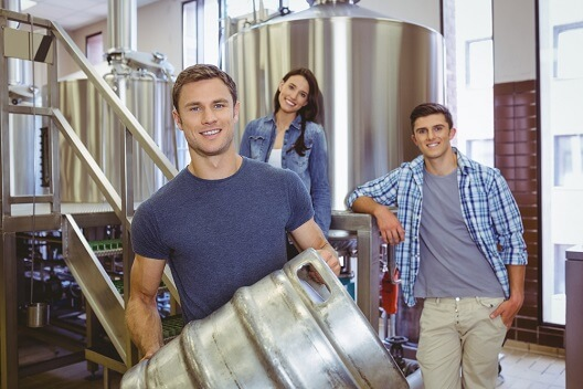 Brewery Lottery Winners