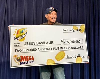 Mega Millions Gewinner
