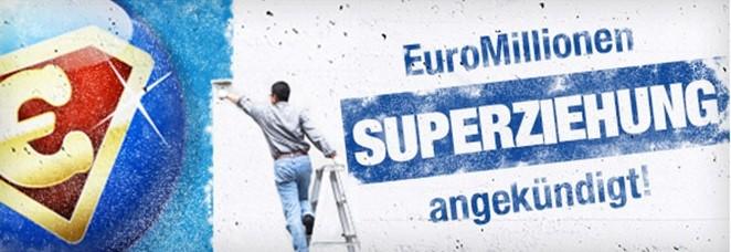 EuroMillionen Superziehung