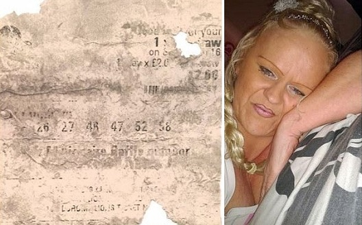 Susanne Hinte claimed she had won £33 million in the UK Lotto, but her claim turned out to be false