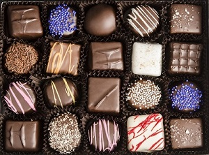 Life is like a box of chocolate; you never know what you gonna get