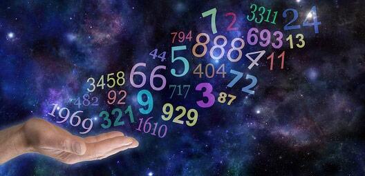 Los números influyen en nuestras vidas