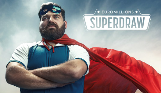 when is the next EuroMillions Superdraw