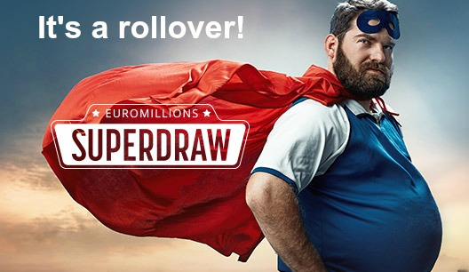 EuroMillions Superdraw Rollover