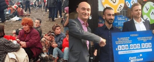 kosovo lottery winner