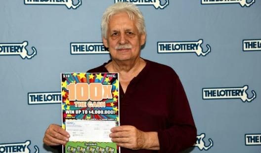 Житель Массачусетса выиграл $1 млн в лотерею