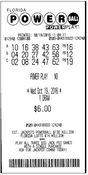Aussie $1 million ticket