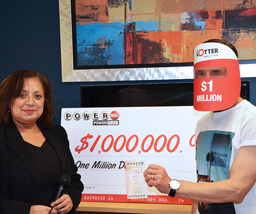 keep lottery win secret?