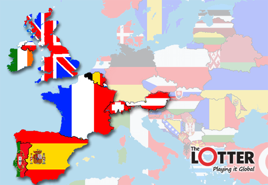 Países del EuroMillones