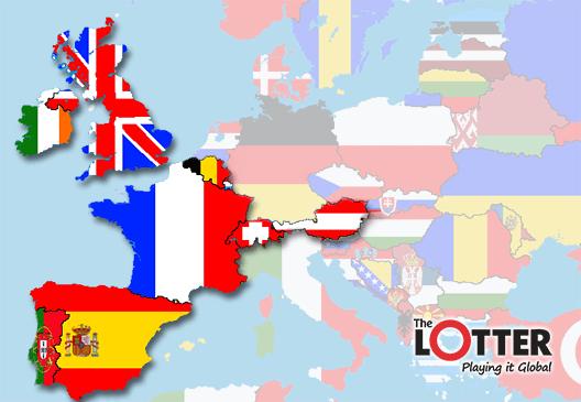 países participantes na EuroMilhões