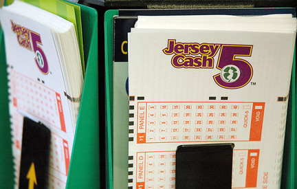 Introducing Jersey Cash 5 lottery