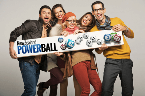 New Zealand Powerball lottery
