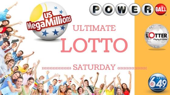 Ultimate Lotto Saturday