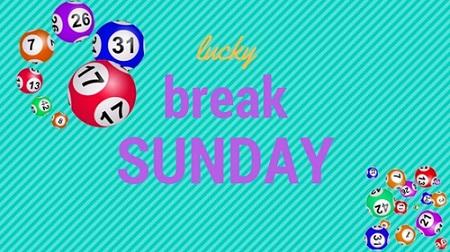 Lucky Break Sunday