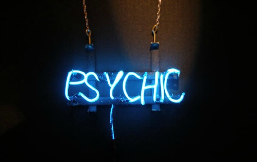 psychics don't need to win the lottery