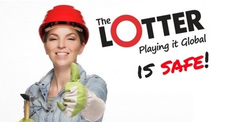 theLottery is safe