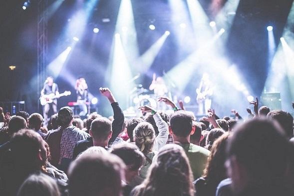 Lottogewinn für Rock-Konzert