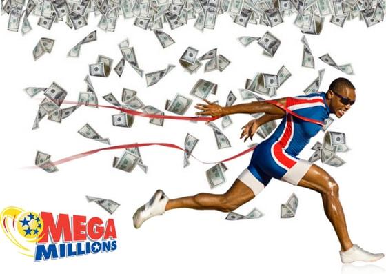 Top 5 mayores premios del Mega Millions