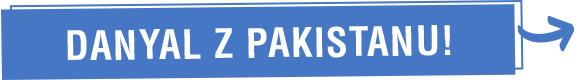 Rosja ... Największe wydarzenie piłkarskie na świecie ... Danyal z Pakistanu!