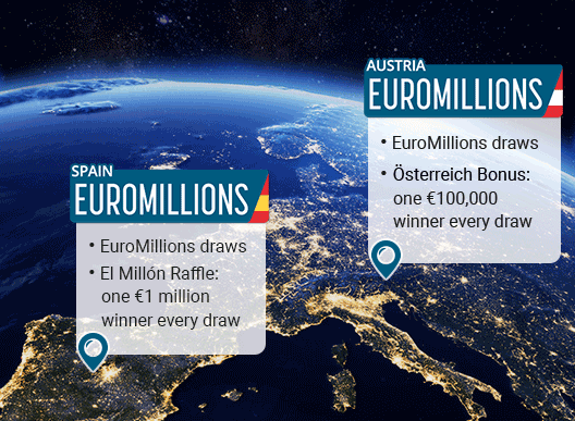 Kolme EuroMillions-lottoa – mitä sinun kannattaa pelata?