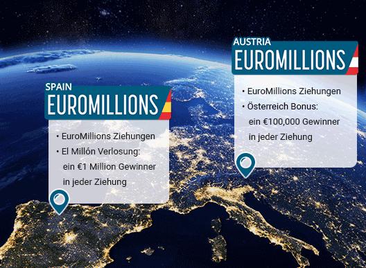 EuroMillions online spielen