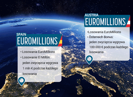 EuroMillions lotteries