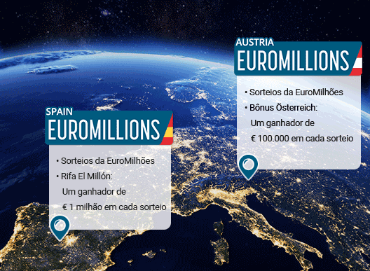 EuroMillions lotteries